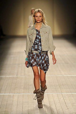 Isabel Marant Spring 2009 Ready-to-wear Collections - 002