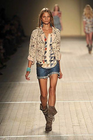 Isabel Marant Spring 2009 Ready-to-wear Collections - 003