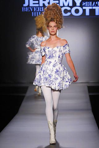 Jeremy Scott Spring 2009 Ready-to-wear Collections - 002