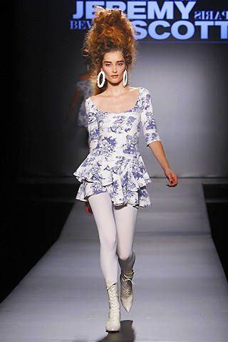 Jeremy Scott Spring 2009 Ready-to-wear Collections - 003