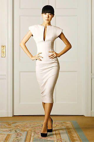 Victoria Beckham Spring 2009 Ready&#45&#x3B;to&#45&#x3B;wear Collections &#45&#x3B; 002