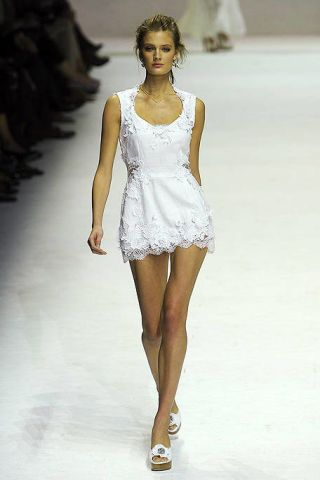 962764e6ccb Dolce & Gabbana Spring 2011 Runway - Dolce & Gabbana Ready-To-Wear  Collection