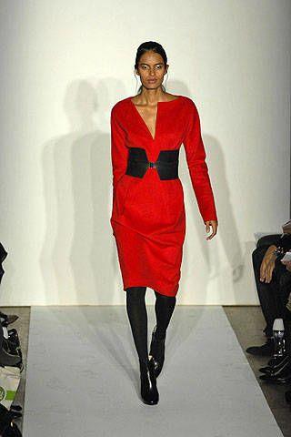 Zero Maria Cornejo Fall 2008 Ready-to-wear Collections - 002