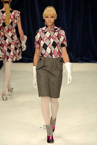 Eley Kishimoto Fall 2008 Ready-to-wear Collections - 002