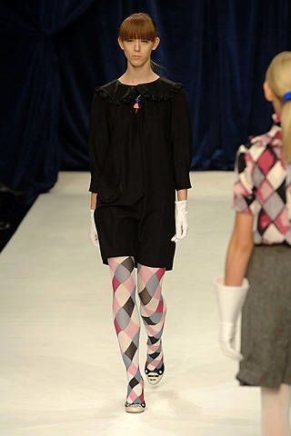Eley Kishimoto Fall 2008 Ready-to-wear Collections - 003