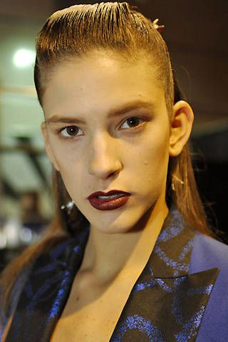 Jens Laugesen Fall 2008 Ready-to-wear Backstage - 002