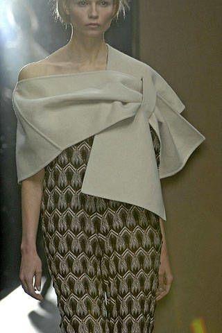 Missoni Fall 2008 Ready&#45&#x3B;to&#45&#x3B;wear Detail &#45&#x3B; 002