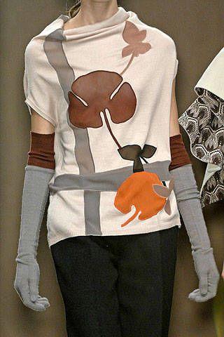 Missoni Fall 2008 Ready&#45&#x3B;to&#45&#x3B;wear Detail &#45&#x3B; 003