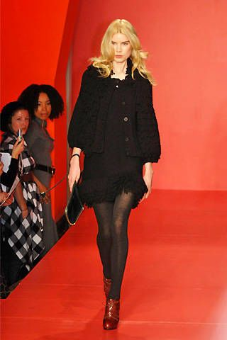 DKNY Fall 2008 Ready-to-wear Collections - 002