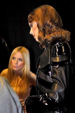Gavin Douglas Fall 2008 Ready-to-wear Backstage - 002