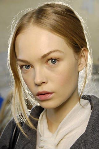 Stella McCartney  Fall 2008 Ready-to-wear Backstage - 002