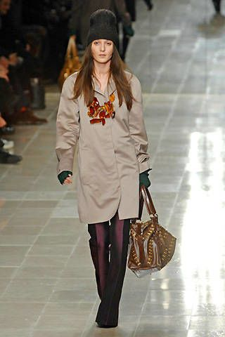 Burberry Prorsum Fall 2008 Ready-to-wear Collections - 003