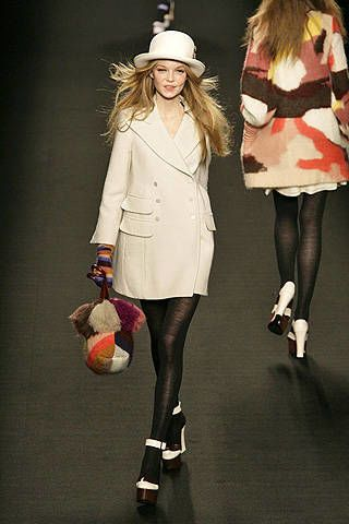 Sonia Rykiel Fall 2008 Ready-to-wear Collections - 002
