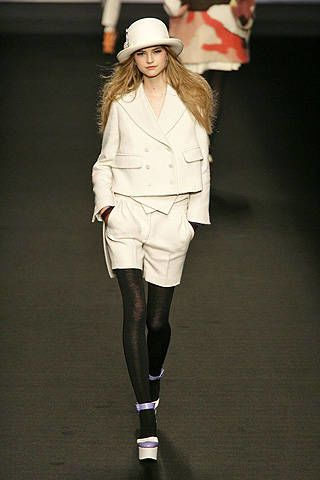 Sonia Rykiel Fall 2008 Ready-to-wear Collections - 003