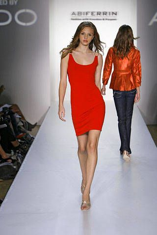 Abi Ferrin Spring 2009 Ready-to-wear Collections - 003