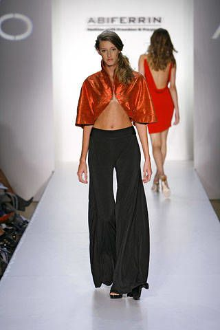 Abi Ferrin Spring 2009 Ready-to-wear Collections - 004