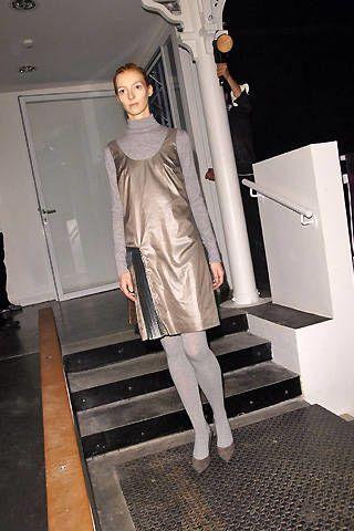 Veronique Branquinho Fall 2008 Ready-to-wear Backstage - 002