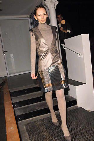 Veronique Branquinho Fall 2008 Ready-to-wear Backstage - 003