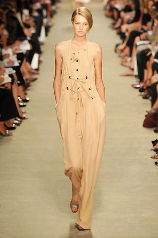 Derek Lam Spring 2009 Ready-to-wear Collections - 002