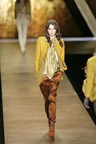 Nina Ricci Fall 2008 Ready-to-wear Collections - 002