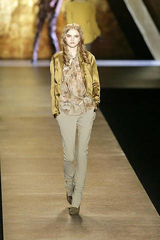 Nina Ricci Fall 2008 Ready-to-wear Collections - 003