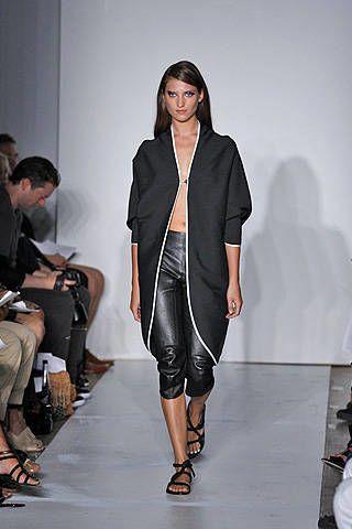Zero + Maria Cornejo Spring 2009 Ready-to-wear Collections - 003