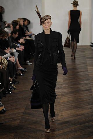Ralph Lauren Fall 2008 Ready-to-wear Collections - 002