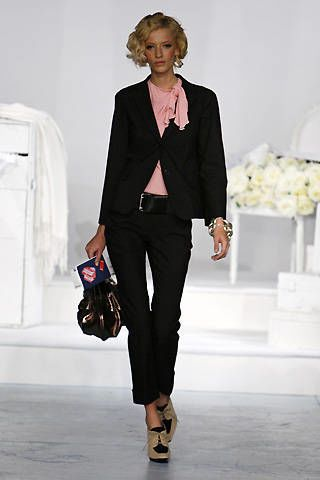 Charles Nolan Spring 2009 Ready-to-wear Collections - 002