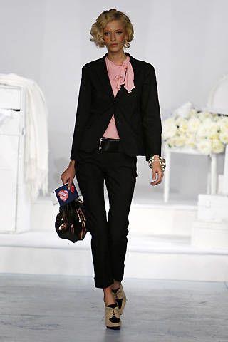 Charles Nolan Spring 2009 Ready&#45&#x3B;to&#45&#x3B;wear Collections &#45&#x3B; 002