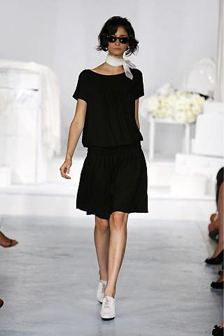 Charles Nolan Spring 2009 Ready-to-wear Collections - 003