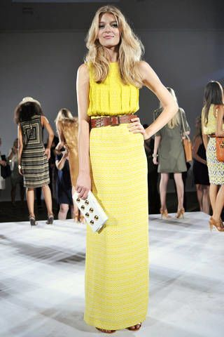 Tory Burch Spring 2009 Ready-to-wear Collections - 002
