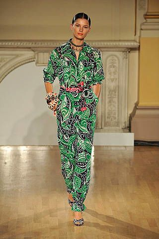 Duro Olowu Spring 2009 Ready-to-wear Collections - 002