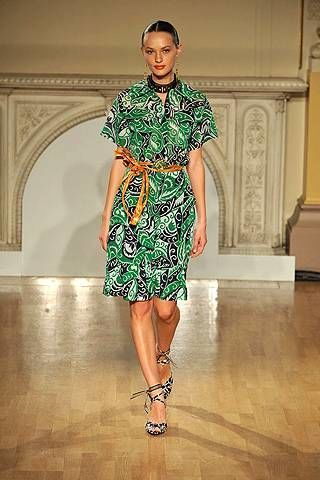 Duro Olowu Spring 2009 Ready-to-wear Collections - 005