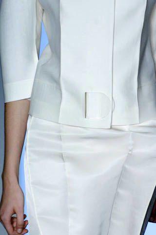 Calvin Klein Spring 2009 Ready-to-wear Detail - 002