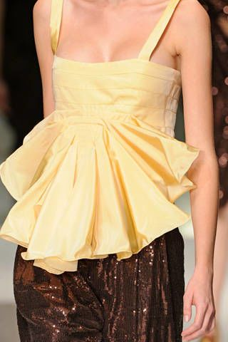 Krizia Spring 2009 Ready-to-wear Detail - 003