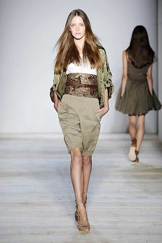 Philosophy di Alberta Ferretti Spring 2009 Ready-to-wear Collections - 002