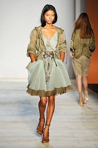 Philosophy di Alberta Ferretti Spring 2009 Ready-to-wear Collections - 003