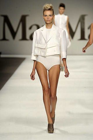 Max Mara Spring 2009 Ready-to-wear Collections - 002
