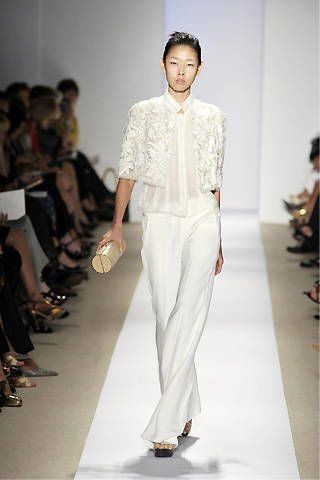 Dennis Basso Spring 2009 Ready&#45&#x3B;to&#45&#x3B;wear Collections &#45&#x3B; 002