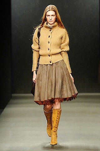 Trussardi Fall 2008 Ready-to-wear Collections - 002