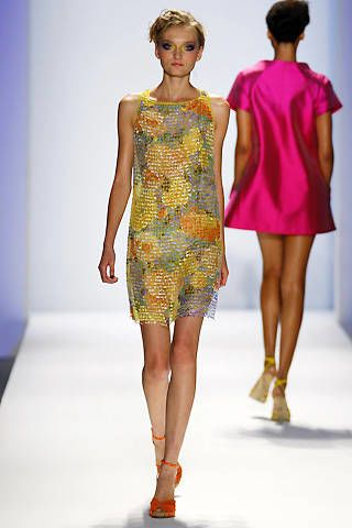 Joanna Mastroianni Spring 2009 Ready-to-wear Collections - 002