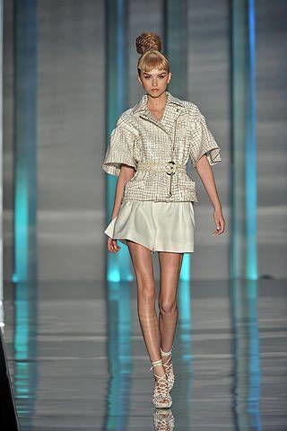 Christian Dior Spring 2009 Ready&#45&#x3B;to&#45&#x3B;wear Collections &#45&#x3B; 002