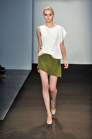 Vanessa Bruno Spring 2009 Ready-to-wear Collections - 002