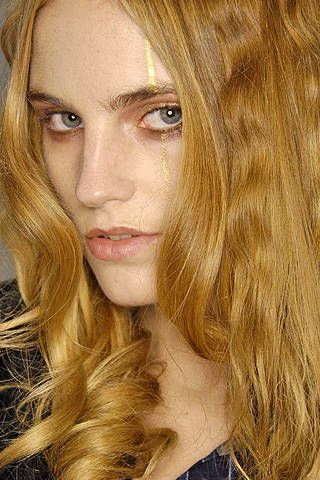 Nina Ricci Fall 2008 Ready-to-wear Backstage - 002