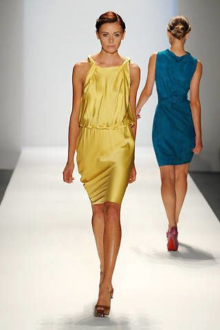 Terexov Spring 2009 Ready-to-wear Collections - 002