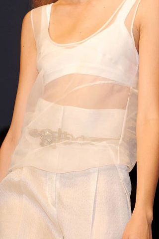 White, Active tank, Ivory, One-piece garment, Day dress, Peach, Nail, Undershirt, Embellishment, Lace,