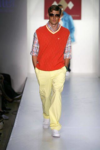 Russell Simmons Argyle Culture Spring 2009 Ready-to-wear Collections - 002