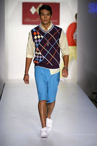 Russell Simmons Argyle Culture Spring 2009 Ready-to-wear Collections - 003