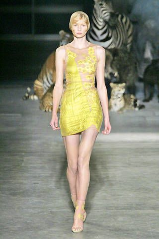 Alexander McQueen Spring 2009 Ready-to-wear Collections - 002