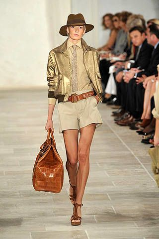Ralph Lauren Spring 2009 Ready-to-wear Collections - 002